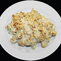 Cauliflower with Tahini