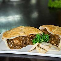 Aussie Beef & Ale Pie