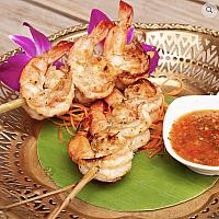 Lemon-grass Shrimps