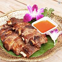 Marinate Asian Ribs BBQ