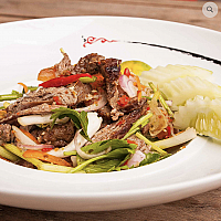 Grill Australian Beef Salad