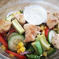 Healthy Ranch Chicken Salad