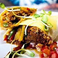 Classic Burrito (Beef)