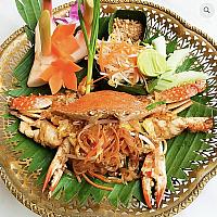 Special Pad Thai Crab