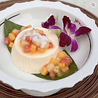 Coconut Pannacotta
