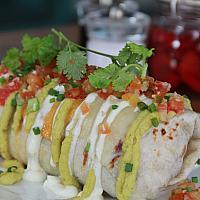 surf&turf burrito