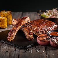 bbq korabuta pork ribs