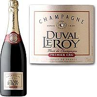 duval leroy, fleur de brut premier cru, France - bottle 750 ml