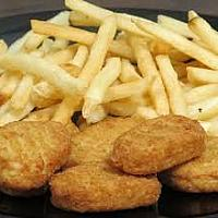 Chicken Nuggets & Chips