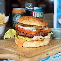 Vegan beyond burger classic