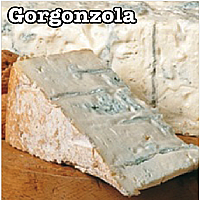 Gorgonzola blu cheese