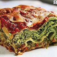Vegetarian Green Lasagna