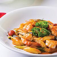 Gnocchi Gamberi & Zucchine