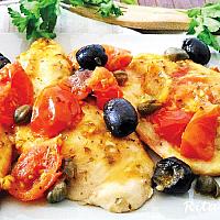 Chicken alla Puttanesca