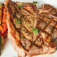"""T-Bone steak """"Costata"""""""