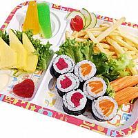 Tuna, Salmon Kids set