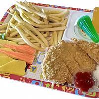Chicken File Fry Set