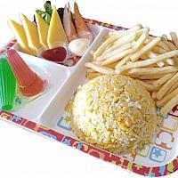 Egg Fried Rice Set
