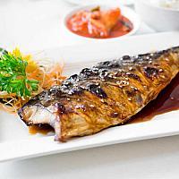 Teriyaki Saba (mackerel)