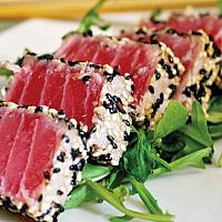 Sesame Red Tuna