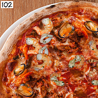 Pizza Seafood