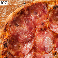 Pizza Salami Special