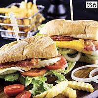 B.E.L.T. sandwich