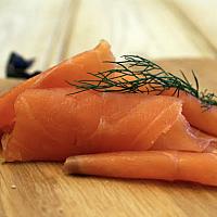 Smoked Salmon 50g
