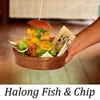 Halong Bay Fish and Chip (ฮาลองเ เบย์ ฟิส แอนด์ ชิปส์