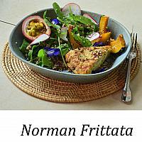 ์Norman Frittata (นอร์แมน ฟริทาท่า)