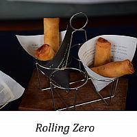 Rolling Zero (โรลลิ่ง ซีโร่) (served x 2)
