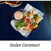 Stolen Calamari  ( สโตนเล่น คาลามาริ)