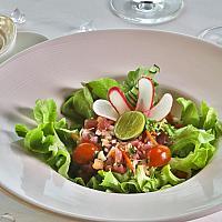 Polynesian Style Tuna Salad