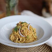 Spaghetti Wawa (Myanmar Style)