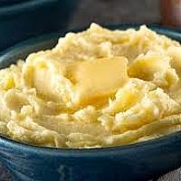 Purée au beurre
