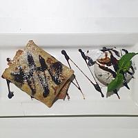 Nutella Chimichanga