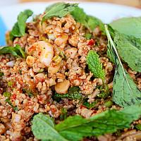 Larb - Spicy Minced Meat