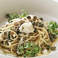 Shrimp tagliatelle Pasta