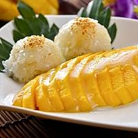 Fresh Sweet Mango & Sticky Rice