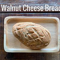 Walnut Cheese Bread