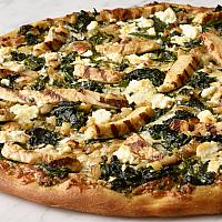 Chicken, Feta, Spinach and Rucola