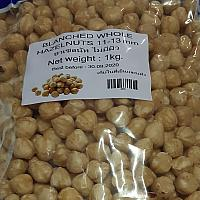 White Hazelnut Whole 1kg