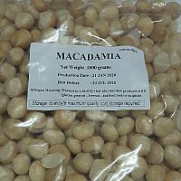 Macadamia Whole 1 kg