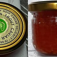 German Trout Caviar