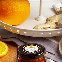 Tangerine with Ginger Jam 560g/Jar