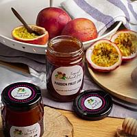 Passion Fruit Jam 560g/Jar