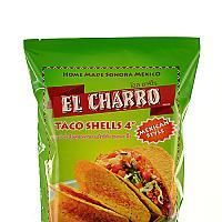 "Taco Shells 4"" 10pcs Pack"