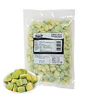 IQF Avocado Dices Frozen 1kg