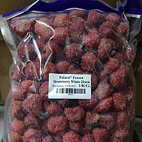 Frozen Whole Strawberry 1 Kg Bag