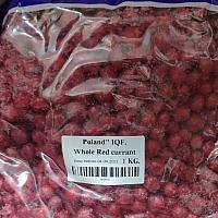 Frozen Redcurrant 1 kg Bag